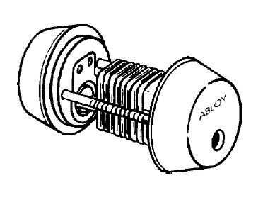 ABLOY CY002 Image
