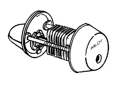 ABLOY CY013 Image